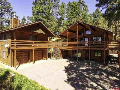 La Plata County Single Family Home UC/Contingent/Call LB: 1024 Deer Ridge Drive
