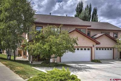 Durango Condo/Townhouse For Sale: 339 Jenkins Ranch Road