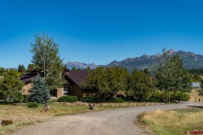 Pagosa Springs Single Family Home UC/Contingent/Call LB: 99 Carpin Circle