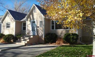 Montrose County Single Family Home For Sale: 1209 S 2nd