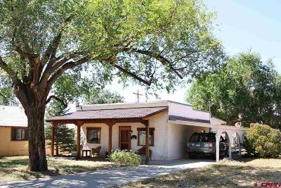 Cortez Single Family Home NEW: 127 S Elm