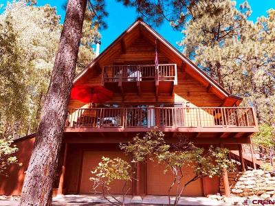 La Plata County Single Family Home NEW: 1121 Deer Ridge Drive