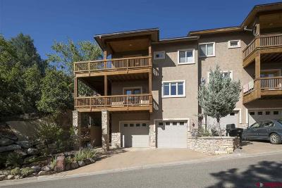 Durango Condo/Townhouse NEW: 3201 W 7th Avenue #B
