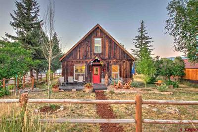 Single Family Home NEW: 791 Sherman Street