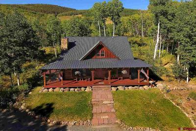 Crested Butte Single Family Home NEW: 1211 Red Mountain Ranch Road