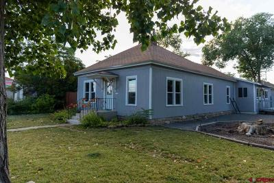 Delta County, Montrose County Single Family Home NEW: 200 S 4th Street