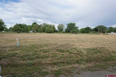 Cortez Residential Lots & Land NEW: 2350 Apache Street