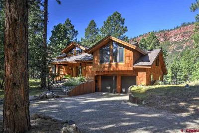Durango Single Family Home NEW: 420 Aspen Lane