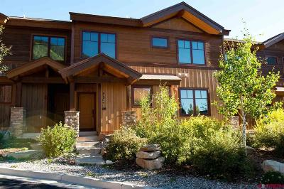 Durango Condo/Townhouse NEW: 50827 N Hwy 550 #4C