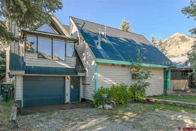Crested Butte Single Family Home NEW: 727 Elk Avenue