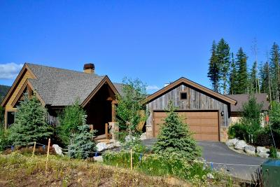 Winter Park CO Single Family Home For Sale: $1,299,000