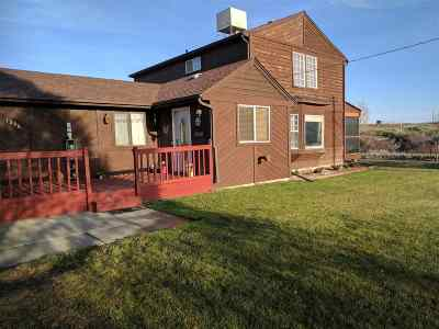 Fruita Single Family Home For Sale: 1396 17 1/2 Road