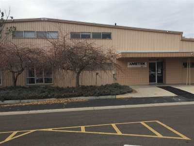 Commercial For Sale: 287 27 Road