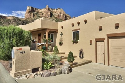 Grand Junction Single Family Home For Sale: 457 High Tiara Court