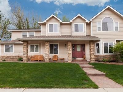 Fruita Single Family Home For Sale: 186 Sierra Drive