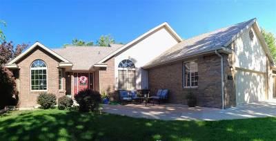 Grand Junction Single Family Home For Sale: 3825 Horizon Glen Court