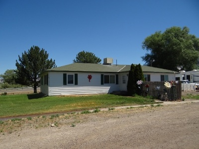 Grand Junction Single Family Home For Sale: 1098 21 1/2 Road