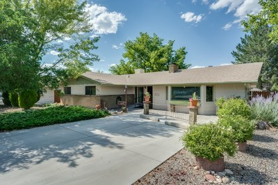 Grand Junction Single Family Home For Sale: 2778 Cheyenne Drive