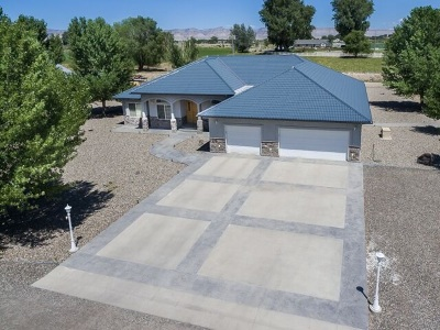 Fruita Single Family Home For Sale: 1014 21 Road