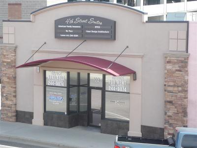Grand Junction Commercial For Sale: 102 N 4th Street