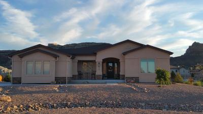 Grand Junction Single Family Home For Sale: 2287 Trail Ridge Road