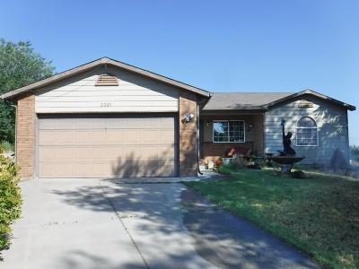 Single Family Home For Sale: 2381 Pleasant Ridge Court