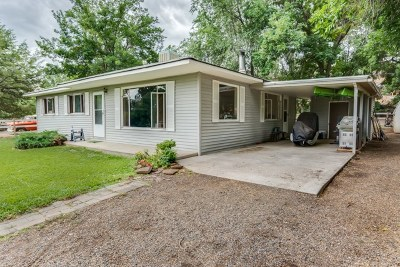 Grand Junction Single Family Home For Sale: 2459 Broadway