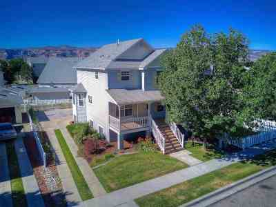 Fruita Single Family Home For Sale: 1136 Inverness Way