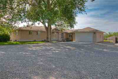 Grand Junction Single Family Home For Sale: 2529 I Road