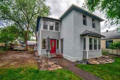 Grand Junction Single Family Home For Sale: 1208 White Avenue