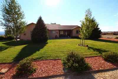 Whitewater Single Family Home For Sale: 145 Desert Vista Court