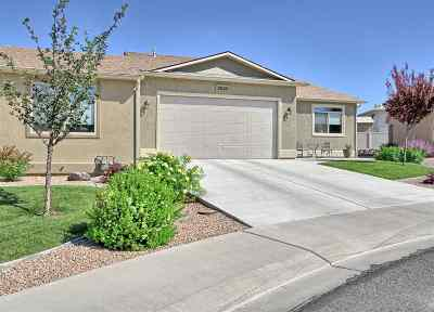 Grand Junction Condo/Townhouse For Sale: 2820 Toltec Court
