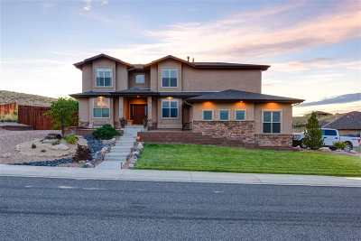 Grand Junction Single Family Home For Sale: 188 River Ridge Drive
