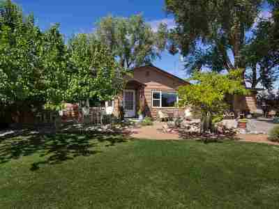 Grand Junction Single Family Home For Sale: 2906 Victoria Drive