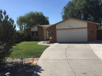 Grand Junction Single Family Home For Sale: 2573 Ranch Court
