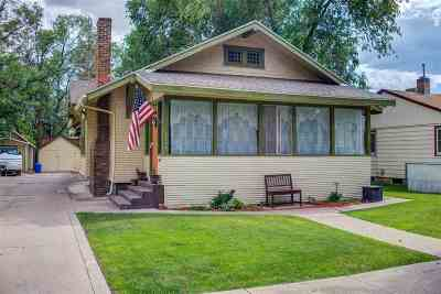 Grand Junction Single Family Home For Sale: 1135 Chipeta Avenue