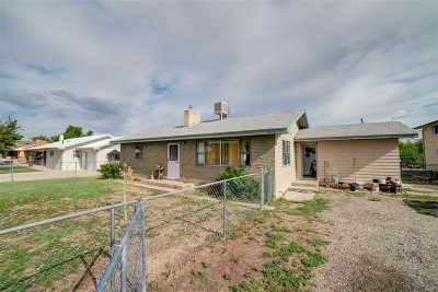 Grand Junction Single Family Home For Sale: 2696 Milo Drive
