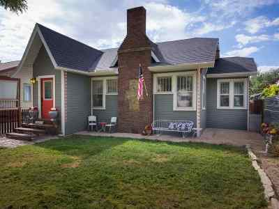 Grand Junction Single Family Home For Sale: 1235 Ouray Avenue