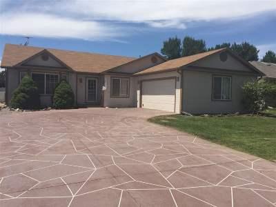 Grand Junction Single Family Home For Sale: 553 Shoshone Street