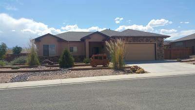 Grand Junction Single Family Home For Sale: 2663 Eagle Ridge Drive