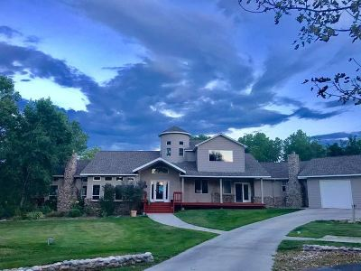 Grand Junction Single Family Home For Sale: 2565 I Road