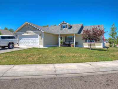 Fruita Single Family Home For Sale: 124 Kaley Street