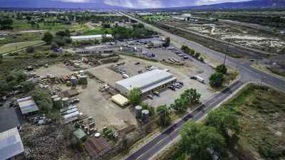 Fruita Commercial For Sale: 2010 Highway 6&50