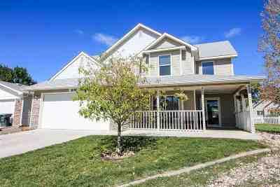 Grand Junction Single Family Home For Sale: 648 Longs Peaks Drive