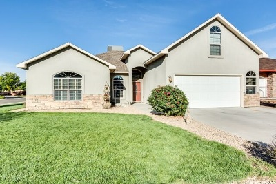 Fruita Single Family Home For Sale: 345 Belden Court