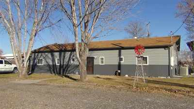 Grand Junction Single Family Home For Sale: 410 29 Road