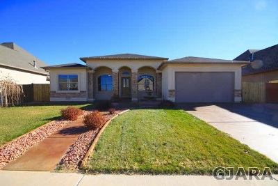 Fruita Single Family Home For Sale: 302 Belden Court