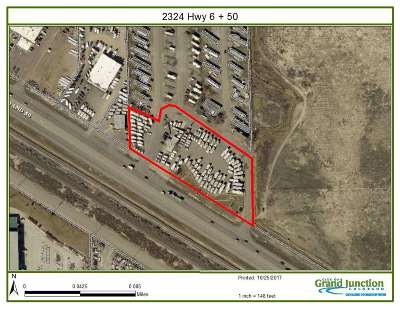 Grand Junction Commercial For Sale: 2324 Highway 6&50