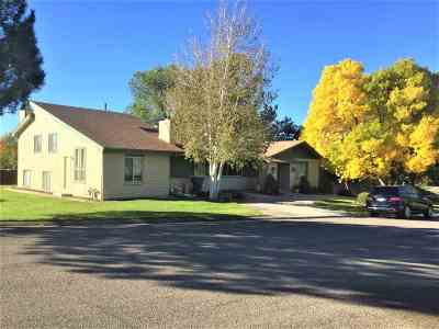 Grand Junction Single Family Home For Sale: 2669 Paradise Drive