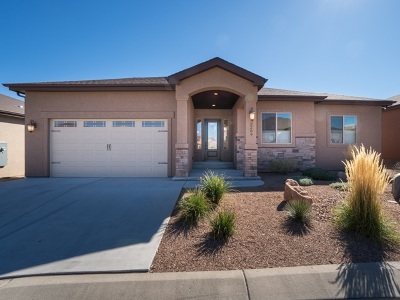 Grand Junction Single Family Home For Sale: 2289 Red Vista Court